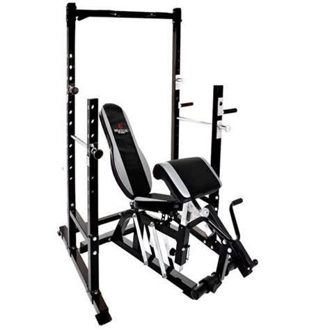 bodymax cf376r half cage squat rack