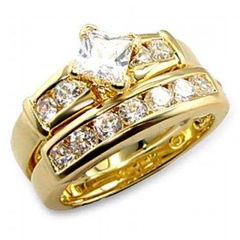 Wedding Rings Gold by Cosmetics Gold Wedding Ring Pictures