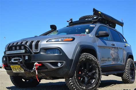 2017 jeep grand light bar 2014 2017 jeep kl lift kits accessories