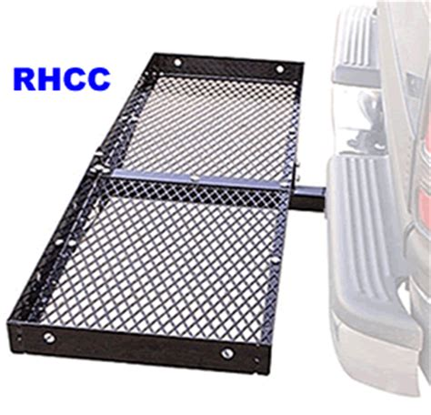 Trailer Hitch Flat Rack by Cr Brophy Rhcc Hitch Mounted Flatbed Cargo Carriers