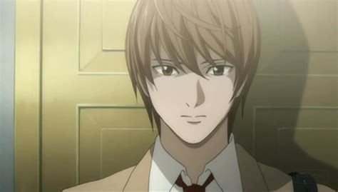 Yagami Light by Light Yagami Note Absolute Anime