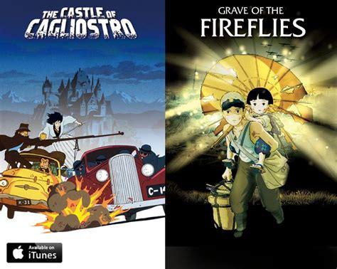 film ghibli streaming ghibli go digital studio ghibli release films on uk
