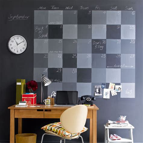 room blackboard walls