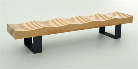 street furniture benches the ripple fold bench