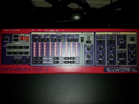 clavia nord electro rack 2 image 637565 audiofanzine