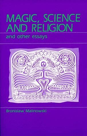 Religion And Science Essay by Magic Science And Religion And Other Essays Rent 9780881336573 0881336572