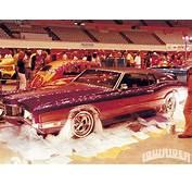 Custom Lowrider Cars  Pontiac Bonneville Magazine