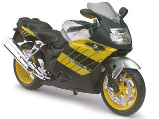 Automaxx 1 12 Bmw K1300r Gold Motorcycle Diecast Model New In Box bmw k1200s yellow motorcycle model 1 12 by automaxx diecast scale model cars