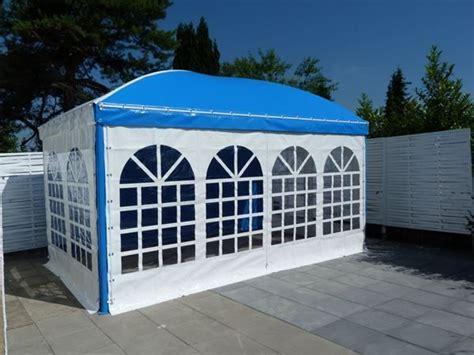 Pavillon 6x6m by 6x6m Rundbogen Ganzjahres Pavillon In D 228 Niken Kaufen Bei