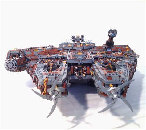 bob ross painting millennium falcon 17 best images about legos on
