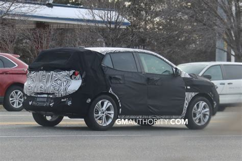 2020 Buick Encore by 2020 Buick Encore Spied Testing With Plenty Of Camo Gm