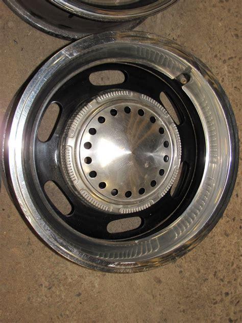 dodge rally wheels dodge plymouth 15x7 rally wheels rims quot cop car quot set 4 ebay