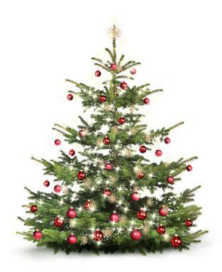weihnachtsbaum mit lametta weihnachtsbaum christbaum