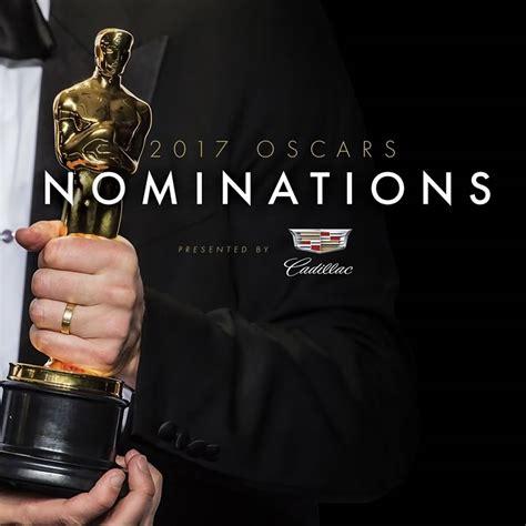 premios oscar 2017 todos los nominados a los oscars conoce los nominados a los premios oscar 2017