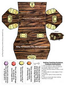 Free Printable Treasure Chest Template by Visiting Teaching 187 Archive 187 Why Treasure The