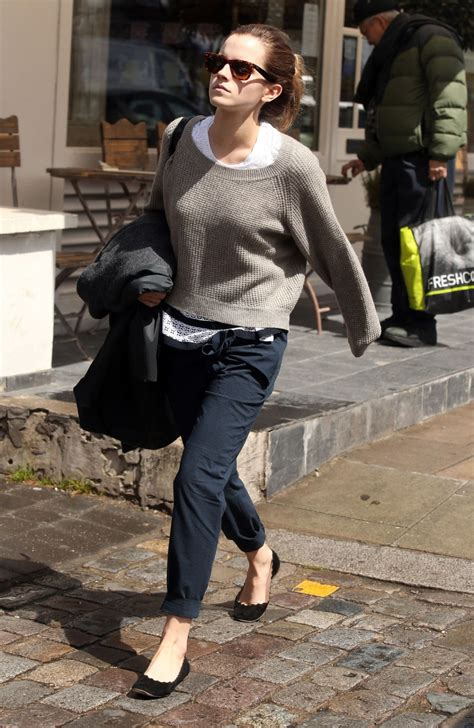 emma watson casual style emma watson casual style out in london may 2015