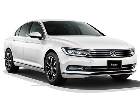 new volkswagen passat all new volkswagen passat launched in japan with 1 4 tsi