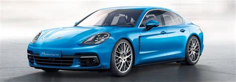 how much to lease a porsche panamera how much cargo space is there inside the porsche panamera