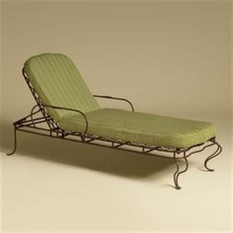 vintage wrought iron chaise lounge 1000 images about chaise lounging w vintage wrought iron