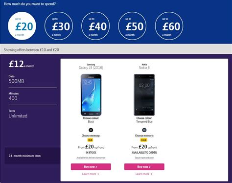 bt mobile how bt mobile s website tools can help you find the right