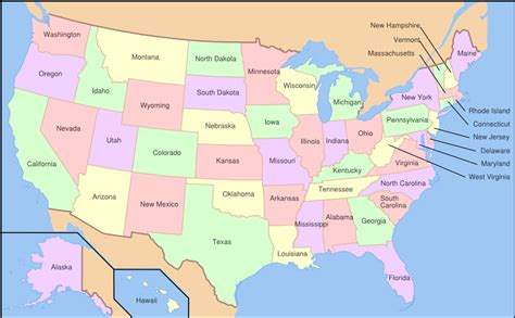 maps of usa usa map with states and cities pictures map of manhattan