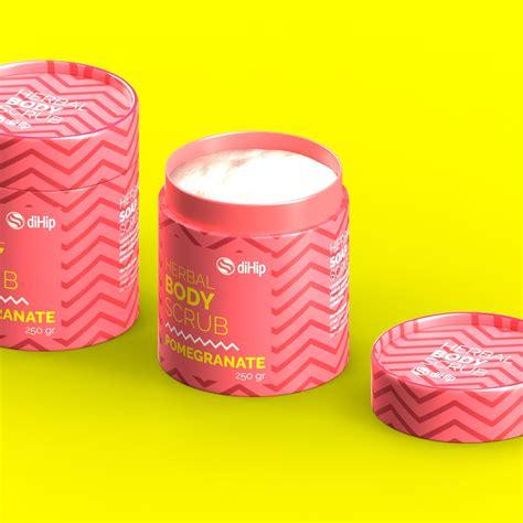 gallery desain kemasan untuk produk sabun lulur herbal