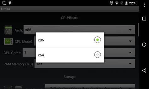 Pc Limbo limbo pc emulator qemu x86 apk gratis alat apl