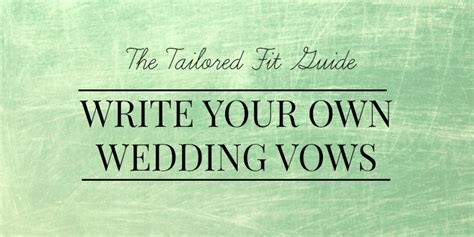 vow writing template ultimate wedding vow guide vow templates exles