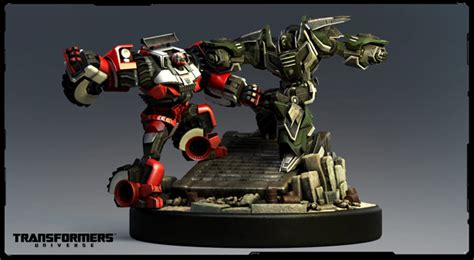 Mobil Transformer Universe Warrior transformers universe prepares for beta with founders