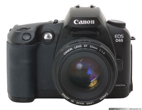 d60 canon canon eos d60 review digital photography review