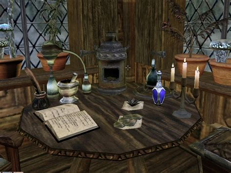 House Alchemy by Morrowind Mods Fessic S Favorites And Other Stuff Page 2