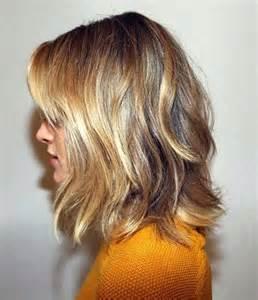 layered beachy medium length haircut 25 popular layered medium haircuts hairstyles haircuts 2016 2017