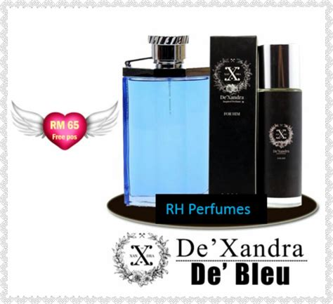 Kodomo Shoo Botol Orange 180 Ml by Perfume Dexandra For Him Desire Blue By Alfred Dunhill