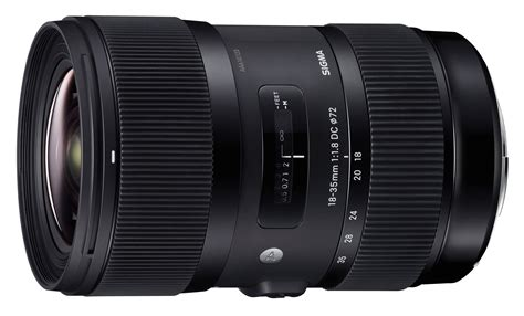 sigma 18 35mm f 1 8 hsm for canon sigma 18 35mm f 1 8 dc hsm specifications and