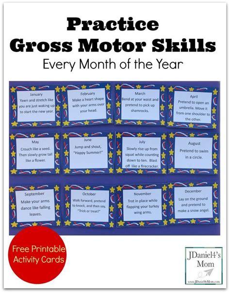 gross motor actions 17 best ideas about gross motor skills on