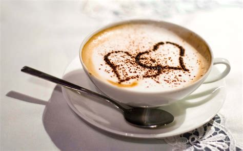 cute coffee wallpaper hd cute cappuccino wallpaper 38666 1920x1200 px