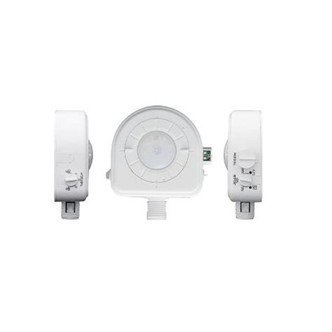 Leviton Lighting Fixtures Leviton 24 Volt 20ma Passive Infrared Fixture Mount High Bay Occupancy Sensor With Photocell
