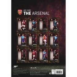Calendar 2018 Buy Buy 2018 Arsenal Calendar At Soccercards Ca