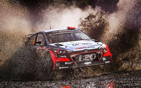 Rally Auto Racing by Wallpapers Hyundai I20 Wrc 2017 Rally Car