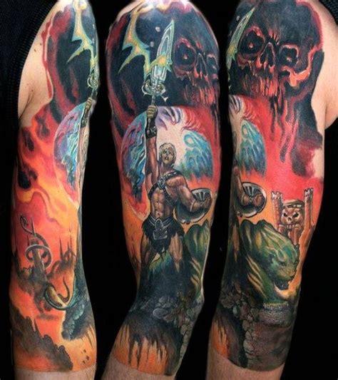 sci fi tattoos 236 best science fiction tattoos trek wars and