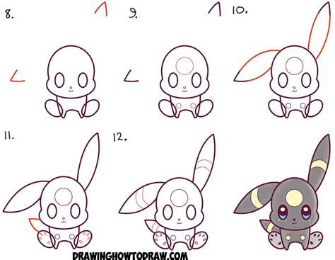 how to draw doodle drawing lessons step by step how to draw kawaii chibi
