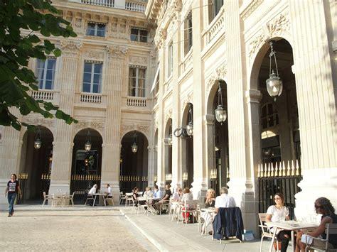 Jardin Du Palais Royal Restaurant