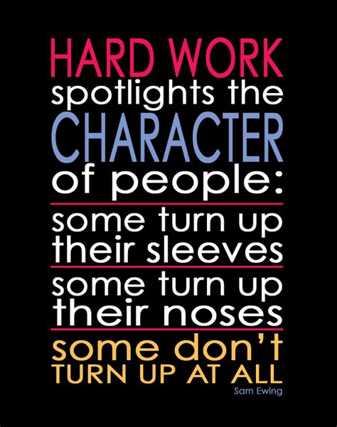 Work Quotes Sam Ewing Quotes About Work And Success Quotesgram