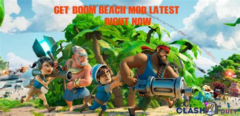 dowload game boom beach mod apk clash of duty gamers paradise tech news you can get