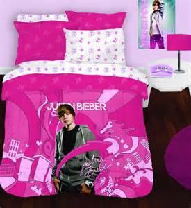 justin bieber bedroom set new 2pc justin bieber world twin comforter sham set hot pink blanket bedding