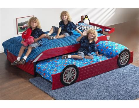 red race car bed red race car bed