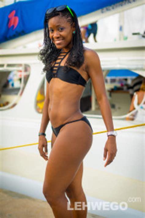 nikki bella ghana time to get your trinidad carnival 2015 body lehwego