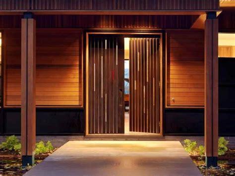 great   rustic double front door designs interior design inspirations