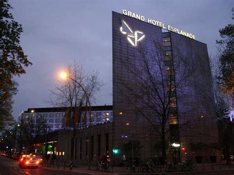 berlin esplanade grand hotel esplanade berlin feierte das 25 j 228 hrige
