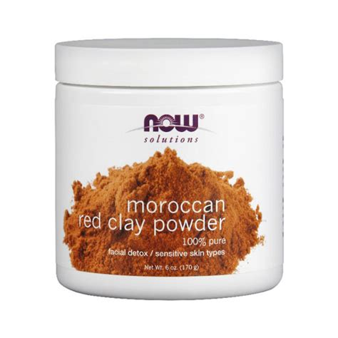 Detox Juice Powder Springs by 733739081902 Upc Clay Powder Moroccan 6 Oz By Now